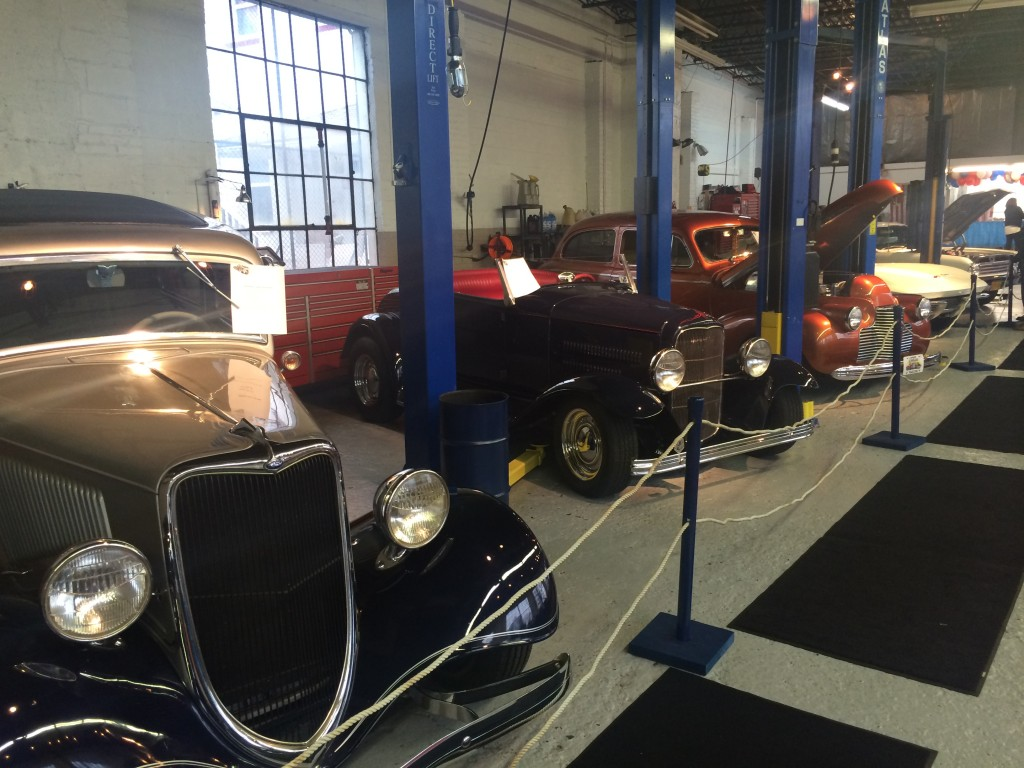 "10 classic cars from ""Delco Cruisers"" were a highlight."