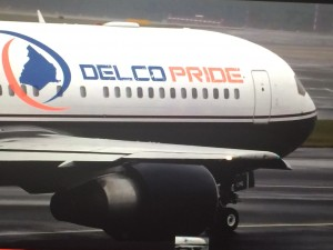 Delco Pride Airways Flight 1789
