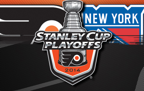 Flyers Rangers Series Preview