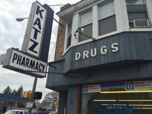 Katz Pharmacy in Havertown opened in 1953