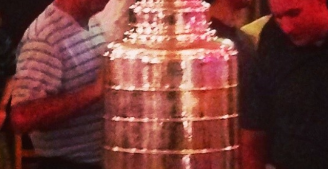 Stanley Cup Goes to Sea Isle City