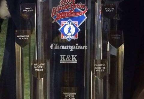 Broomall-Newtown u13 wins Babe Ruth World Series