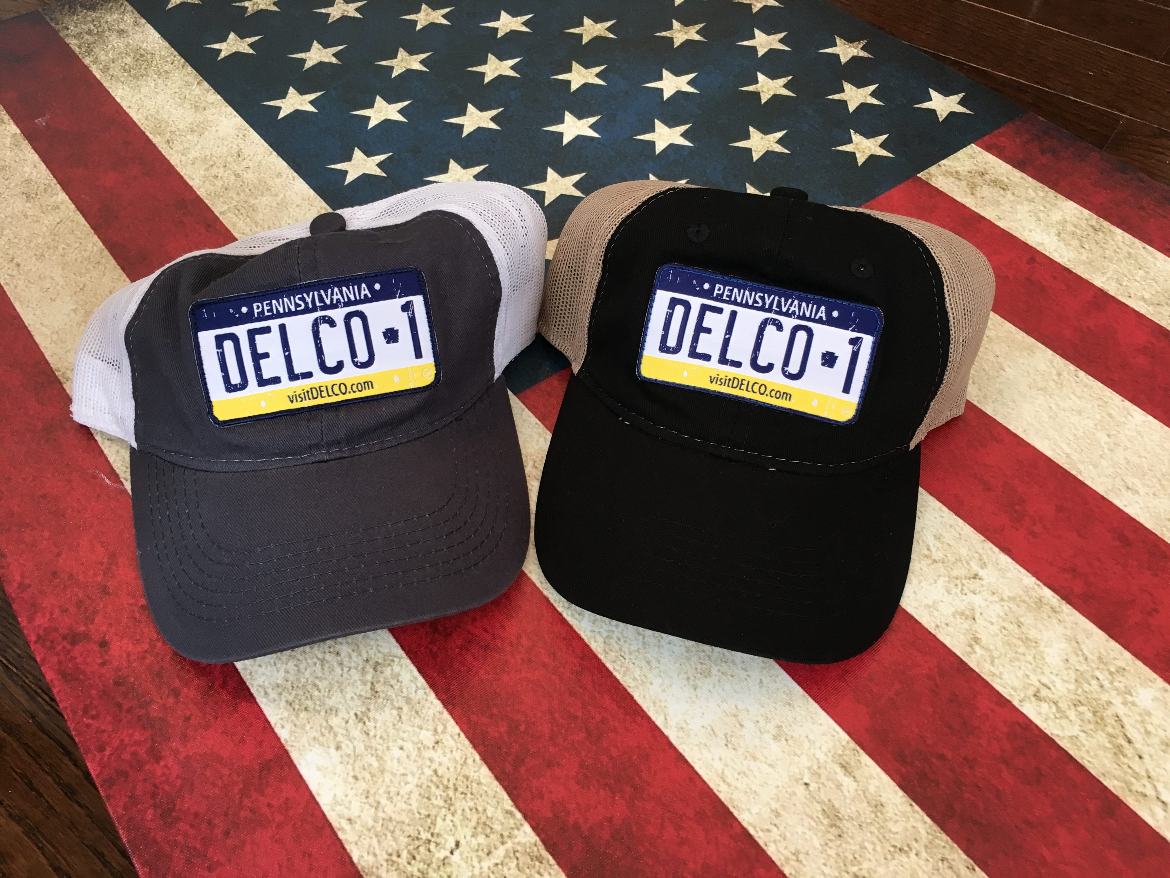 a4d1be8cee5 ... DELCO Trucker Hat- Unisex. TRUCK
